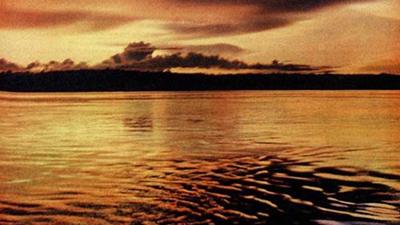 Amazonas é show de cores entre o céu e a floresta (1966)