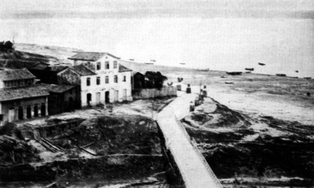 Durango Duarte - Antiga Ponte da Imperatriz