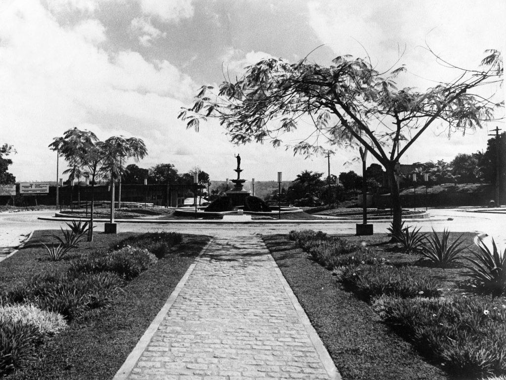 Durango Duarte - Antiga Praça João Pessoa