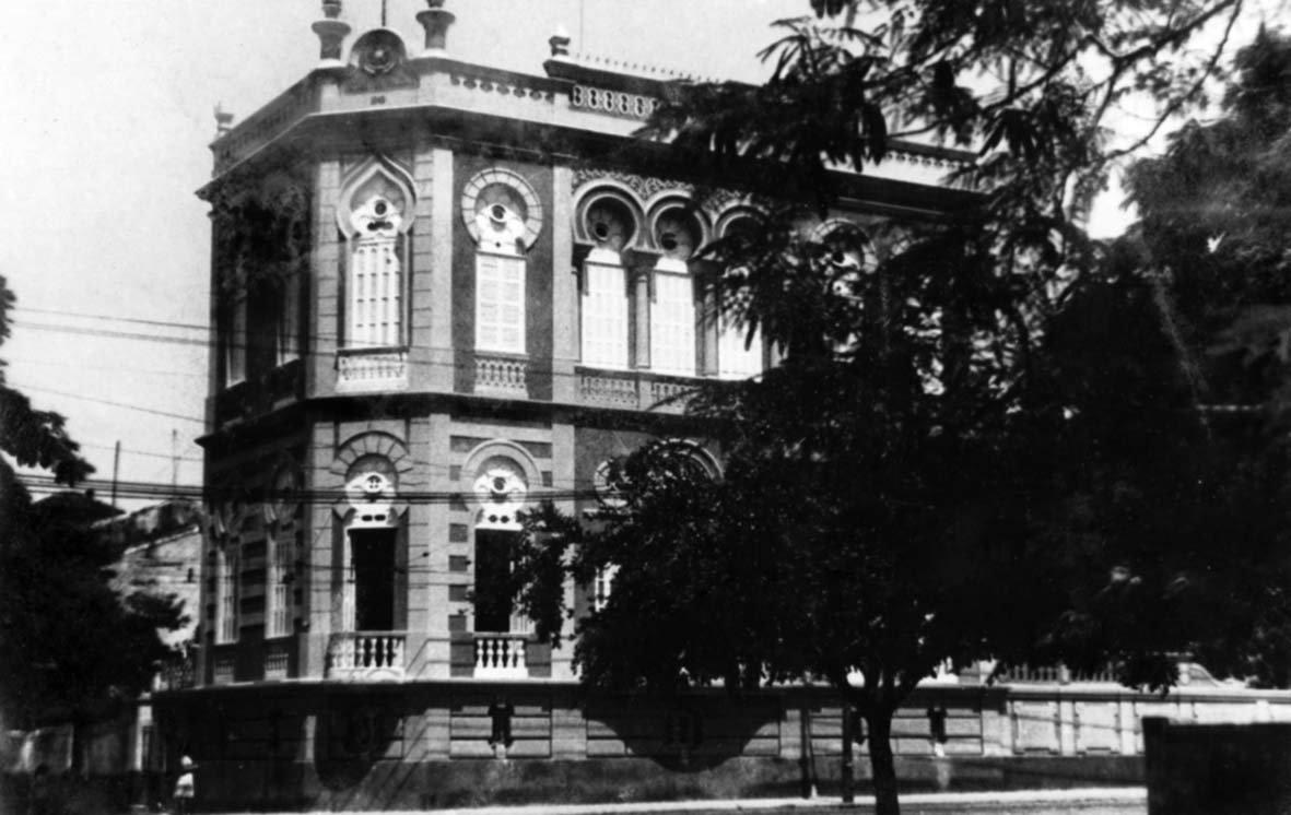 Antiga Secretaria de Educação e Cultura
