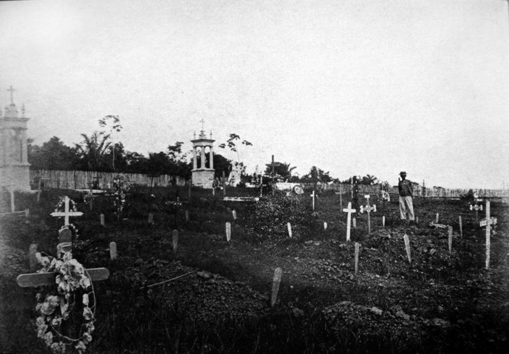 Antigo Cemitério São Raimundo