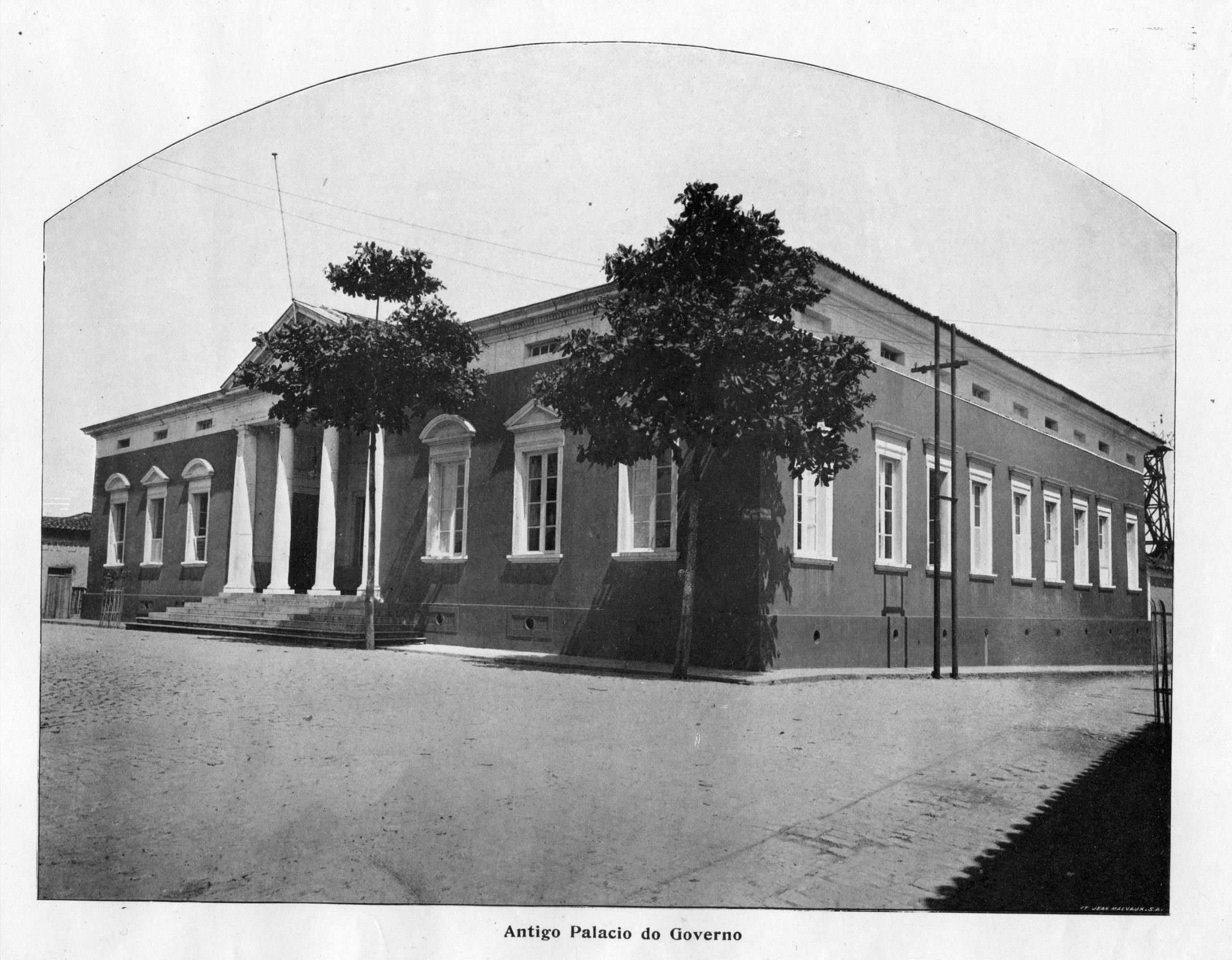 Antigo Palácio do Governo