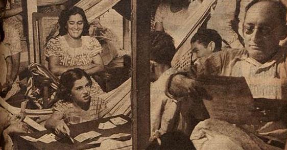 Roteiro Amazônico - mergulho no desconhecido (1950)