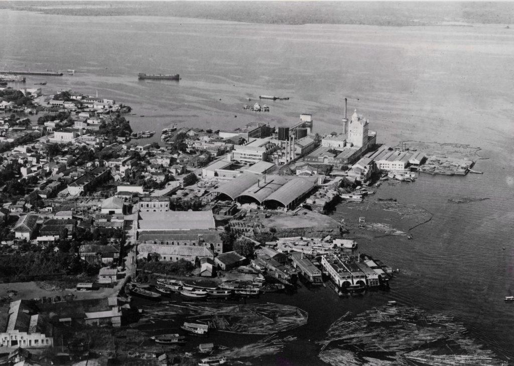 Vista aérea do Bairro Aparecida - Instituto Durango Duarte