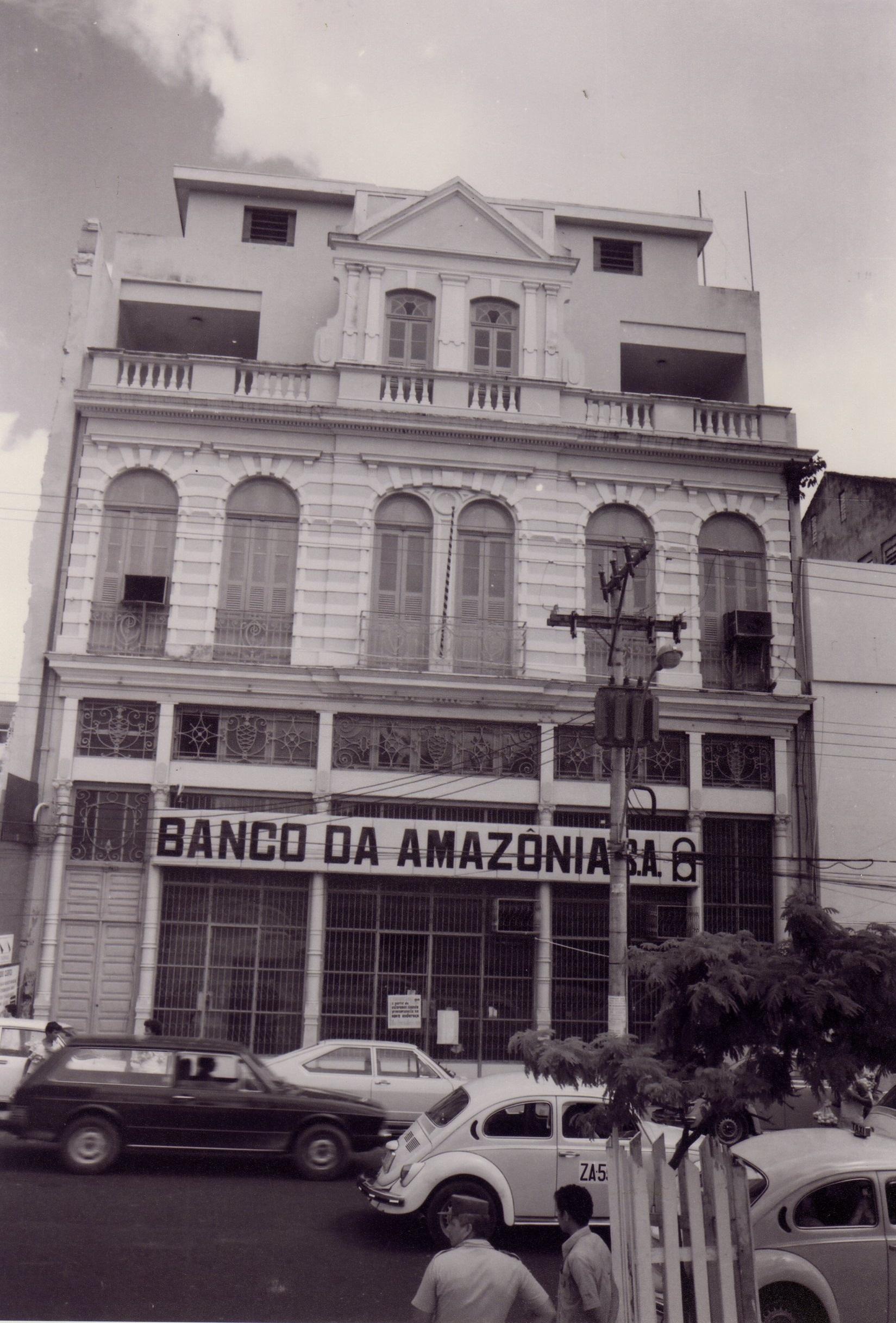 Fotografia do Banco da Amazônia - Instituto Durango Duarte