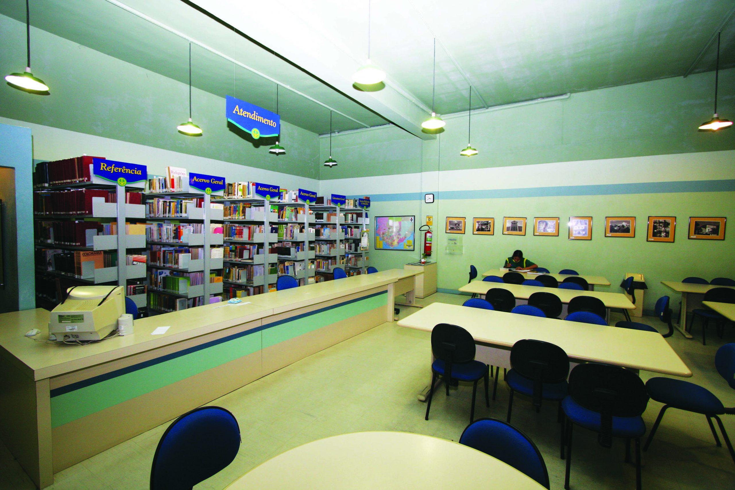 Biblioteca Genesino Braga