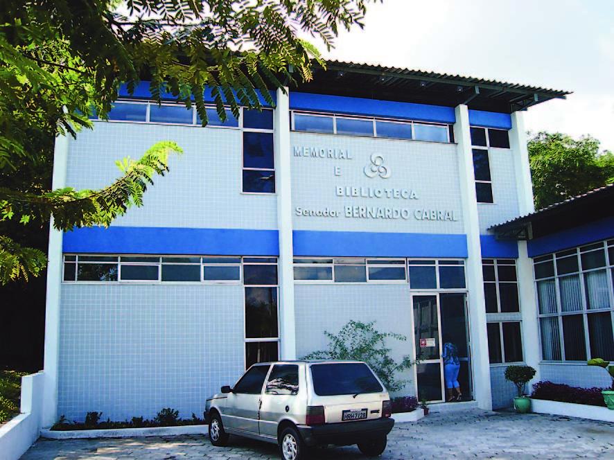 Biblioteca Senador Bernardo Cabral