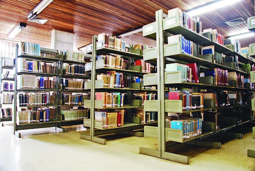 Biblioteca Setorial Manoel Bastos Lira