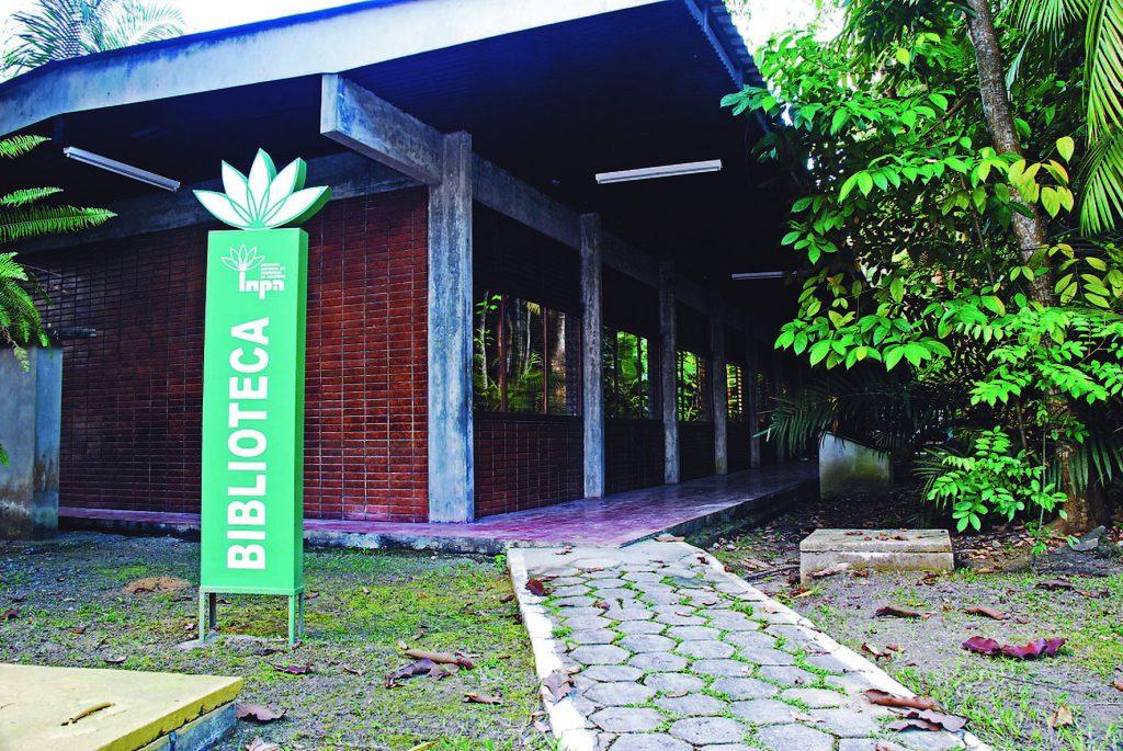 Biblioteca do Instituto Nacional de Pesquisas da Amazônia - Inpa