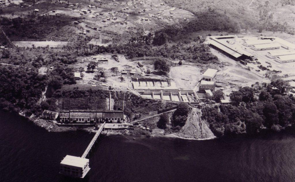Bombeamento de água da COSAMA - Instituto Durango Duarte