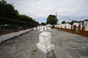 Durango Duarte - Área ocupada pelo Cemitério Judeu