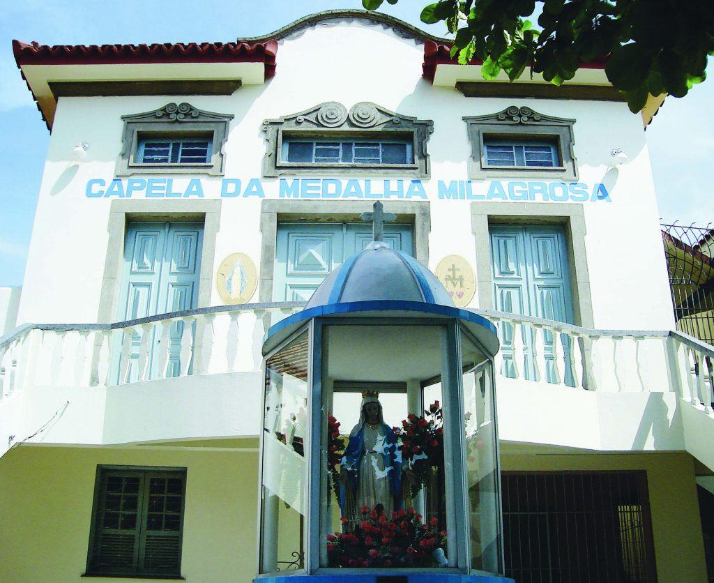 Capela da Medalha Milagrosa da Casa da Criança