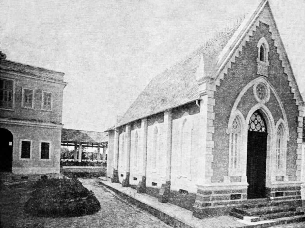 Antiga Capela da Santa Casa de Misericórdia