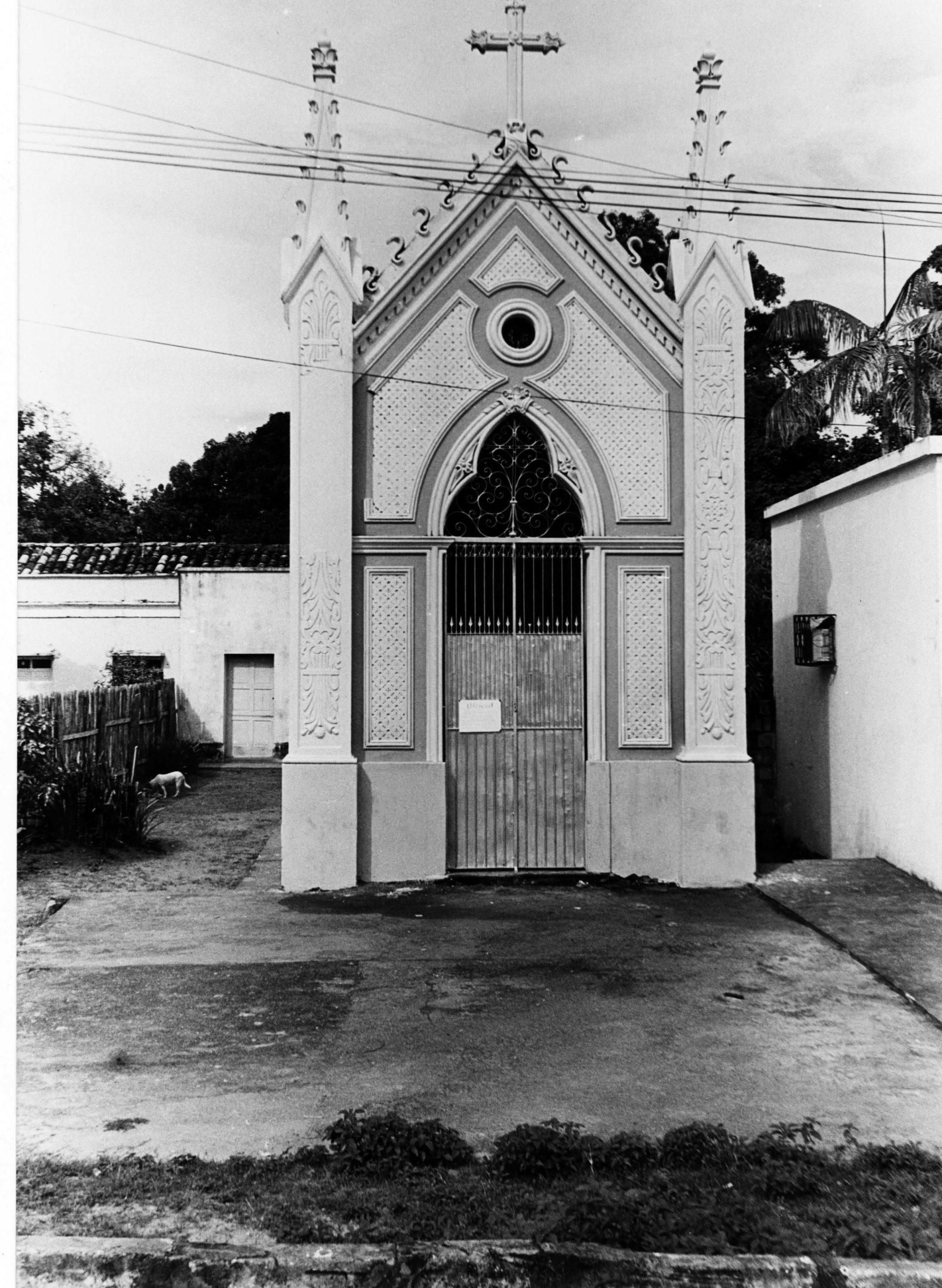 Capela do Pobre Diabo na Cachoeirinha