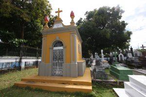 Durango Duarte - Capela destinada à Irmandade do Santíssimo Sacramento