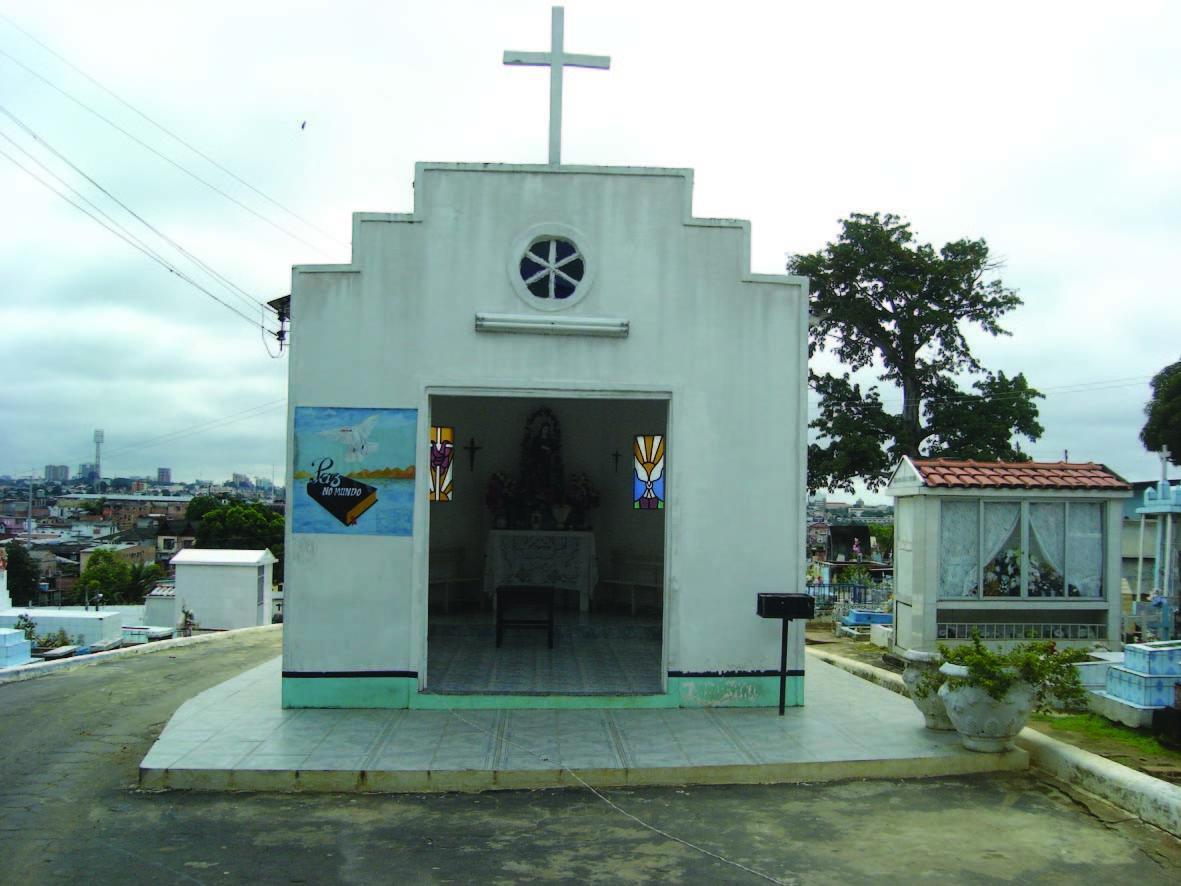 Capela do Cemitério Santa Helena