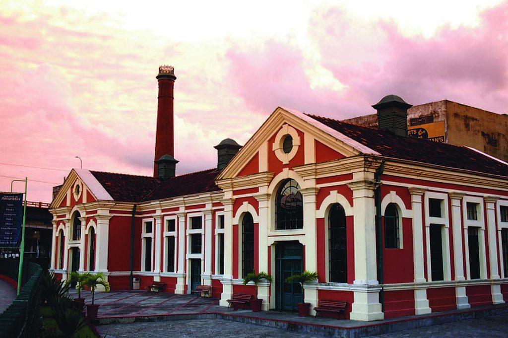 Durango Duarte - Centro Cultural Palacete Provincial