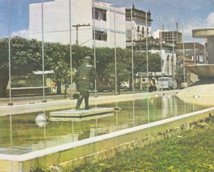 Chafariz da Praça da Saudade - Instituto Durango Duarte