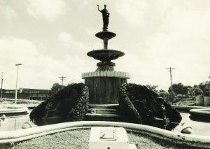 Durango Duarte - Chafariz da antiga Praça João Pessoa