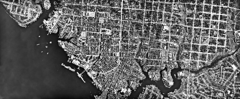 Levantamento Topográfico da Cidade de Manaus
