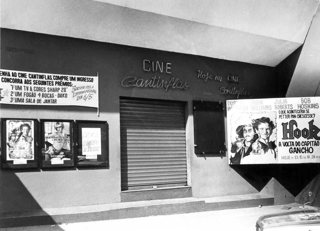Cine Cantinflas na Década de 1990