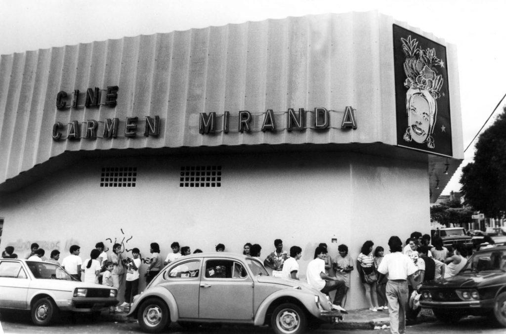Cine Carmen Miranda de Joaquim Marinho