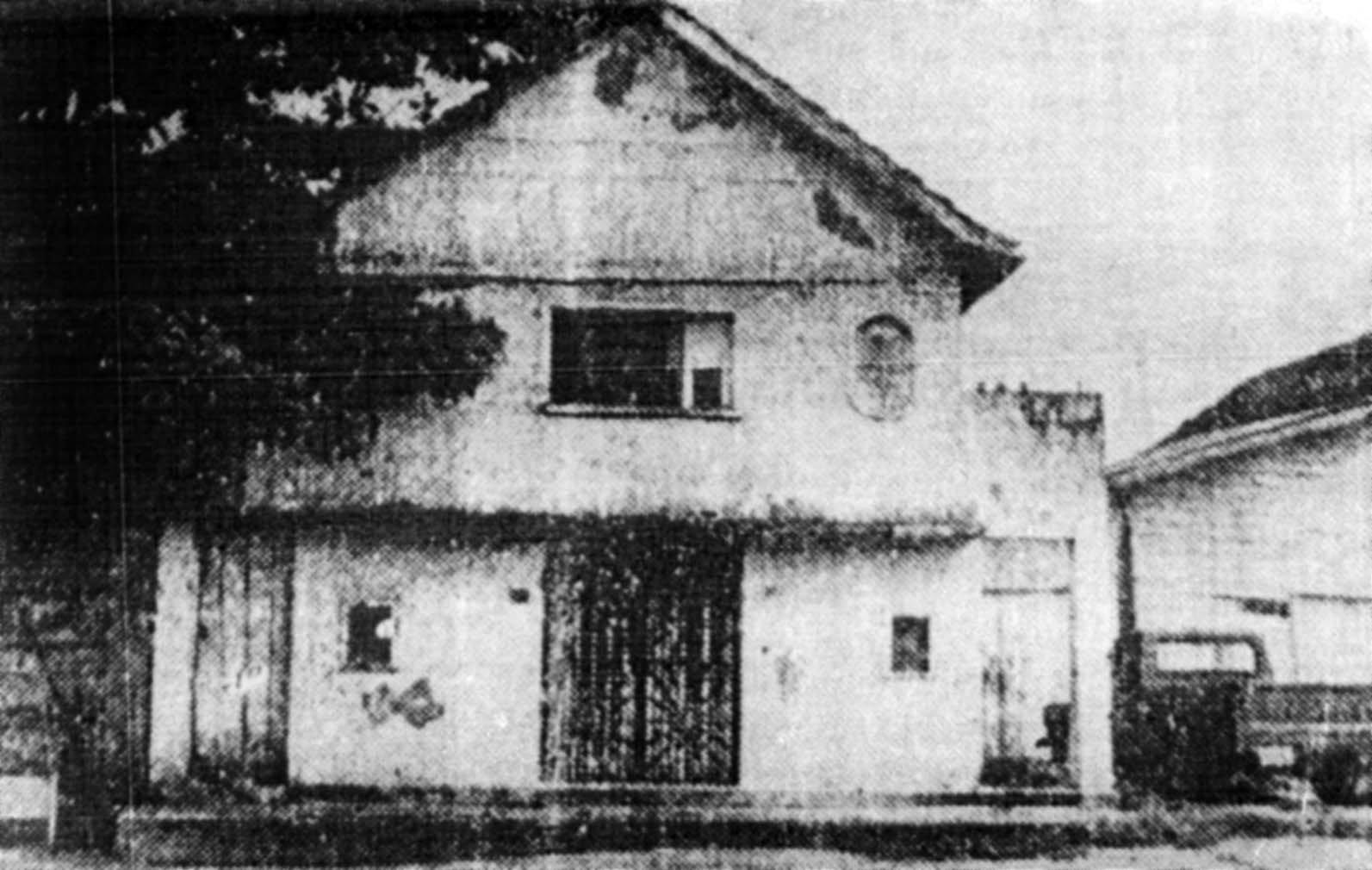 Cine Constantinópolis depois Cine Rex