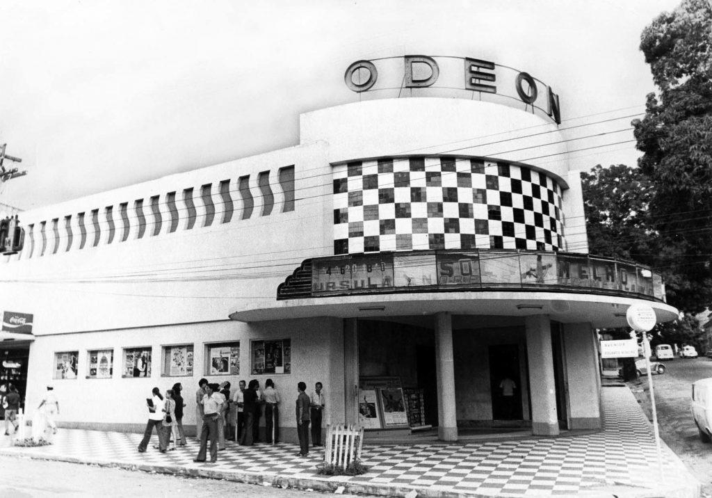 Cinema Odeon ou Cine Odeon