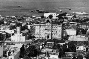 Durango Duarte - Colégio Dom Bosco, década de 1970