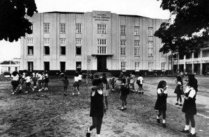 Durango Duarte - Colégio Nossa Senhora Auxiliadora, década de 1970