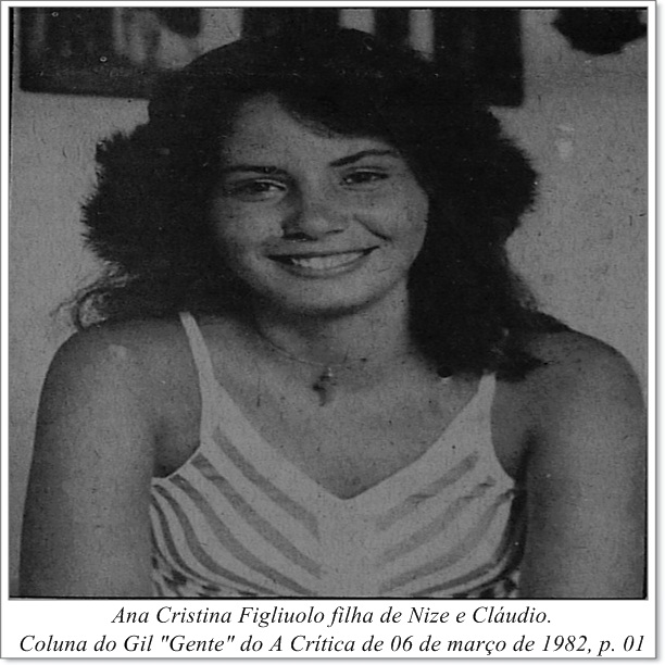 Fotografia de Ana Cristina Figliuolo - Instituto Durango Duarte 1981