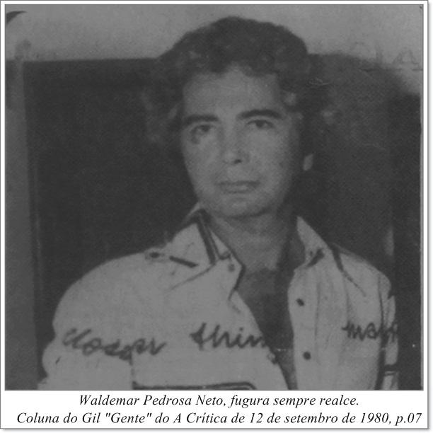 Foto de Waldemar Pedrosa Neto - Instituto Durango Duarte 1980