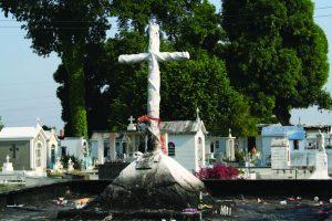 Durango Duarte - Cruzeiro do Cemitério São João Batista