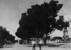 Durango Duarte - Detalhe da Praça de São Sebastião