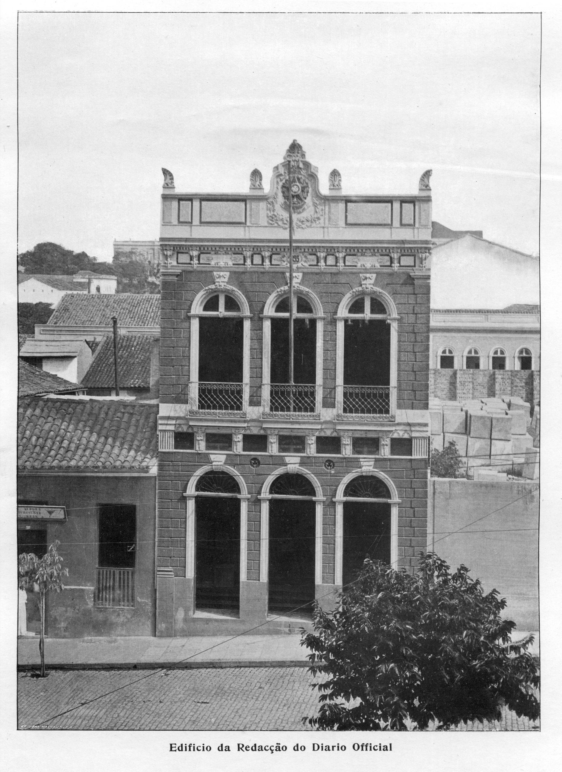 Edifício da Redação do Diário Oficial