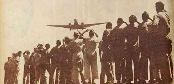 E do consórcio VASP e Aerovias nasce o lóide Aéreo Nacional