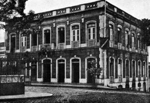 Durango Duarte - Edifício do Hotel Cassina