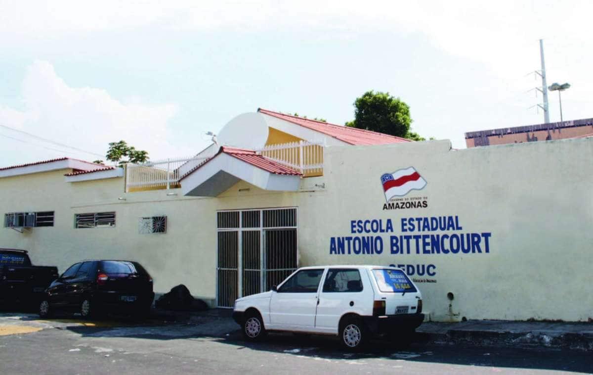 Escola Estadual Antônio Bittencourt