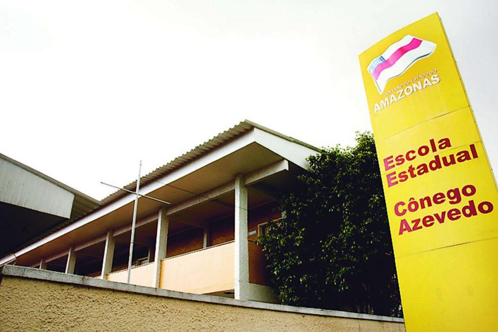 Escola Estadual Cônego Azevedo