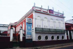 Durango Duarte - Escola Estadual Nilo Peçanha