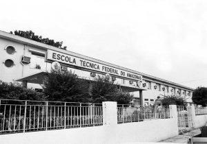 Durango Duarte - Escola Técnica Federal do Amazonas