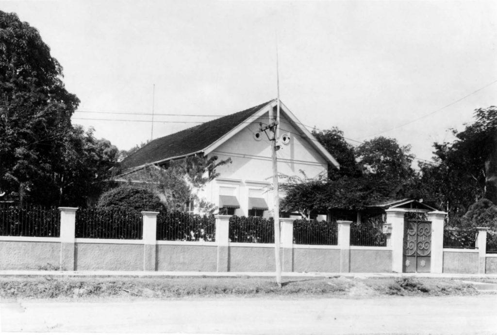 Prédio da Escola de Enfermagem de Manaus