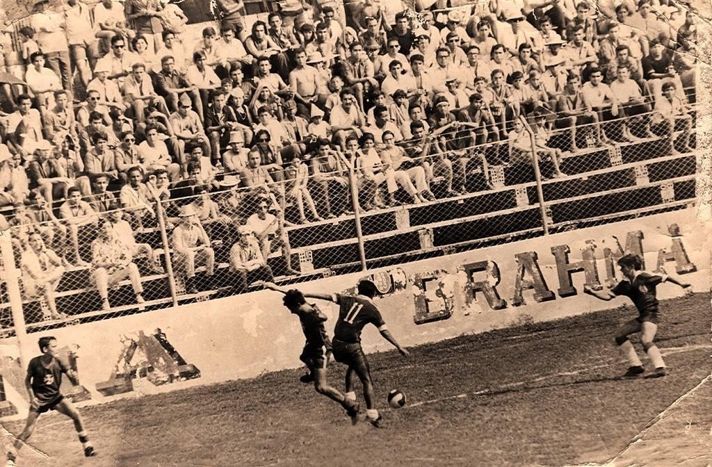 Jogo do Estádio da Colina - Instituto Durango Duarte