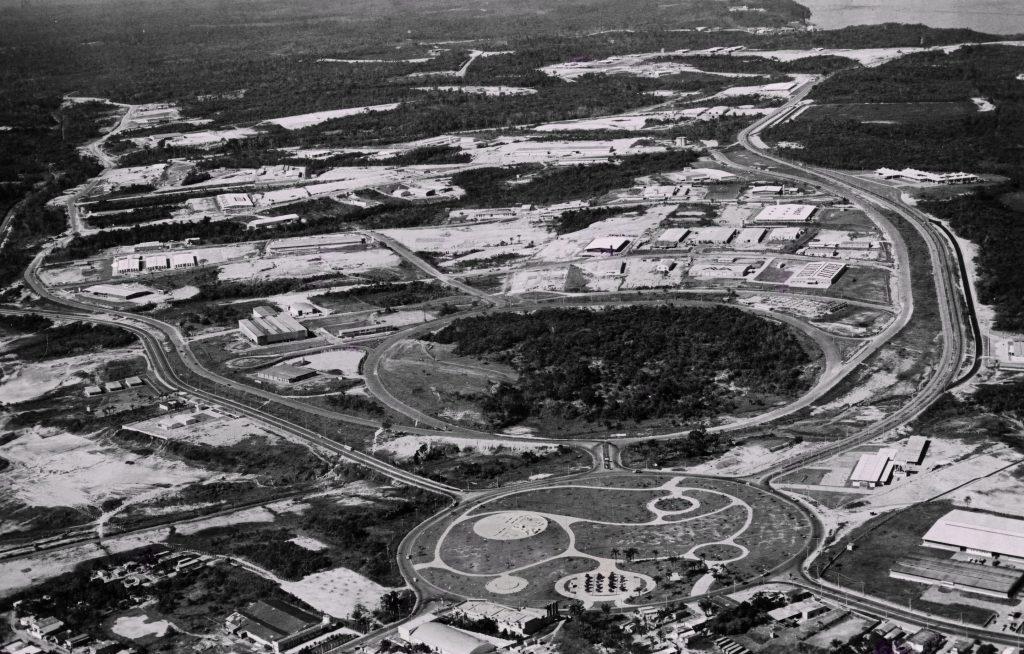 Fábricas do Distrito Industrial de Manaus - Instituto Durango Duarte