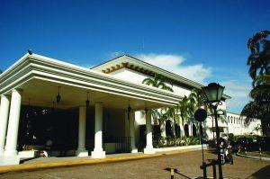 Durango Duarte - Fachada do Tropical Hotel
