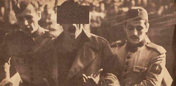 Neurose de Guerra, uma reportagem aprovada pela censura militar
