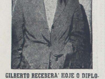 Gilberto Mestrinho, o Novo Benemérito do Ideal Clube!
