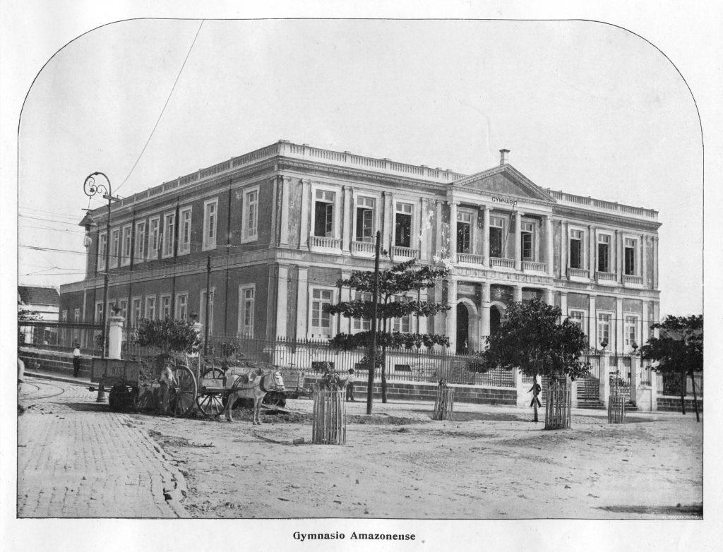 O Ginásio Amazonense Dom Pedro II