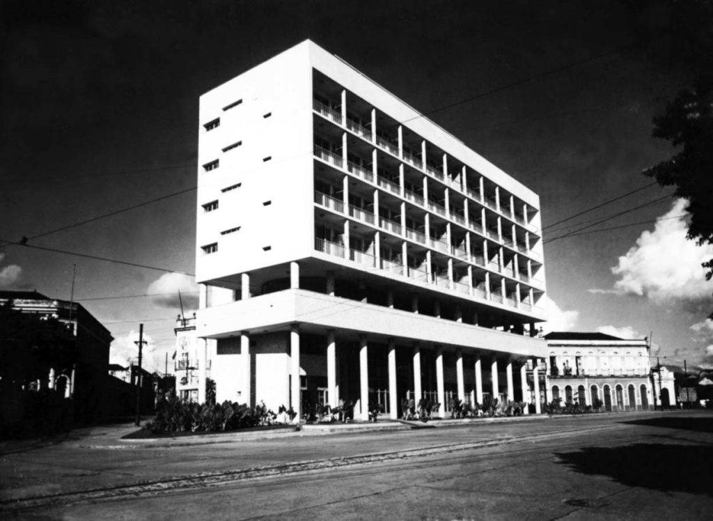 Hotel Amazonas atual Edifício Ajuricaba