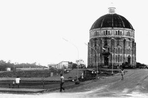Durango Duarte - Construção da Igreja de Nossa Senhora de Fátima
